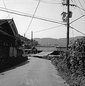 和束町の集落