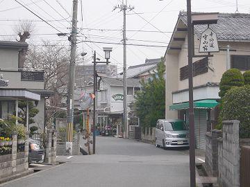 中仙道守山宿(1)