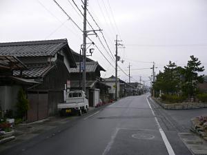 東海道石部宿