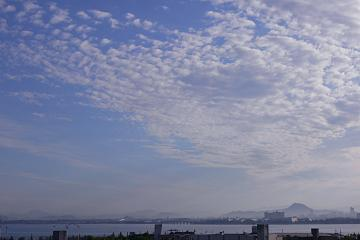 秋の空@大津市内