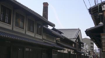黄桜酒造界隈