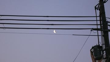 月と五線譜