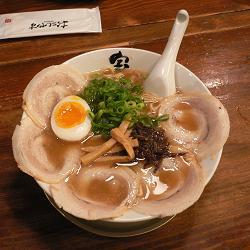 チャーシュー麺@宝屋の画像