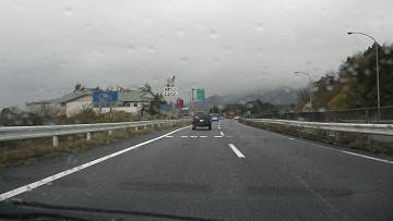 名阪国道の画像