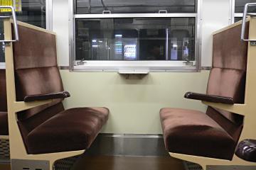 ボックスシートの写真