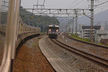 117系電車の写真