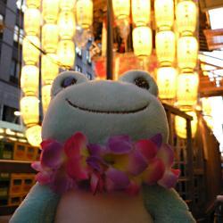 ピクルスと祇園祭の写真