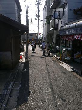 路地(1)の写真