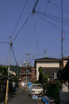 路地(2)の写真