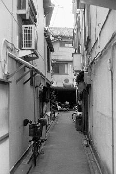 路地(4)の写真