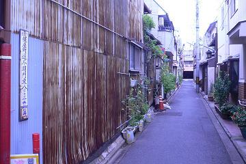 下京區鍵屋町通の写真