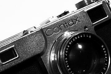 ハイコントラスト白黒の写真