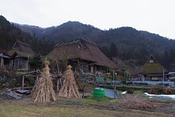 かやぶき民家の里/美山町の写真