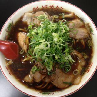 新福菜館大津京店の中華そば(並)の写真