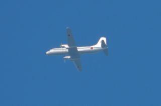 航空自衛隊 YS-11 154号機の写真