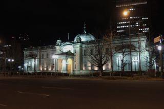 日本銀行大阪支店旧館の写真