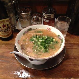 ますたにさんの(並)/京都拉麺小路の写真