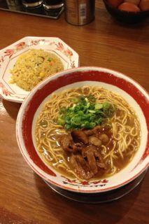 徳島ラーメン東大/京都拉麺小路の写真
