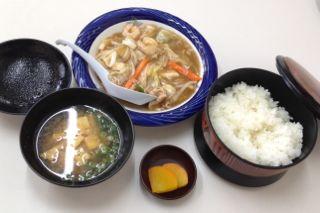 たきのさんの中華定食の写真