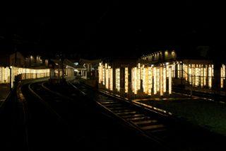 キモノフォレスト@嵐電嵐山駅の写真(その4)