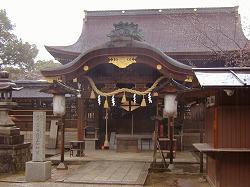 藤森神社(1)