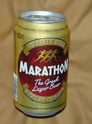 マラソンビール