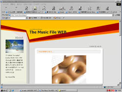 The Music File WEB