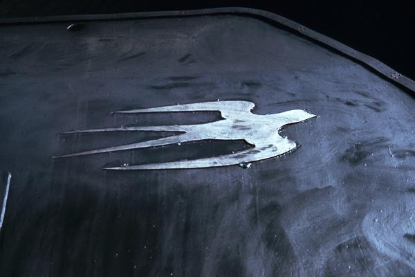C622号機の除煙板