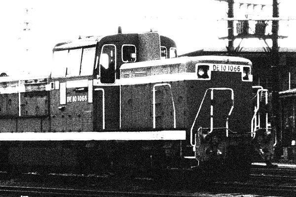 DE101066号機